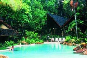 Natural Setting Inground Oasis