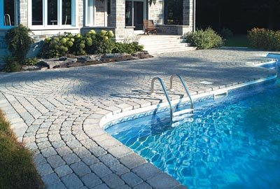 Tubmled Paver Design